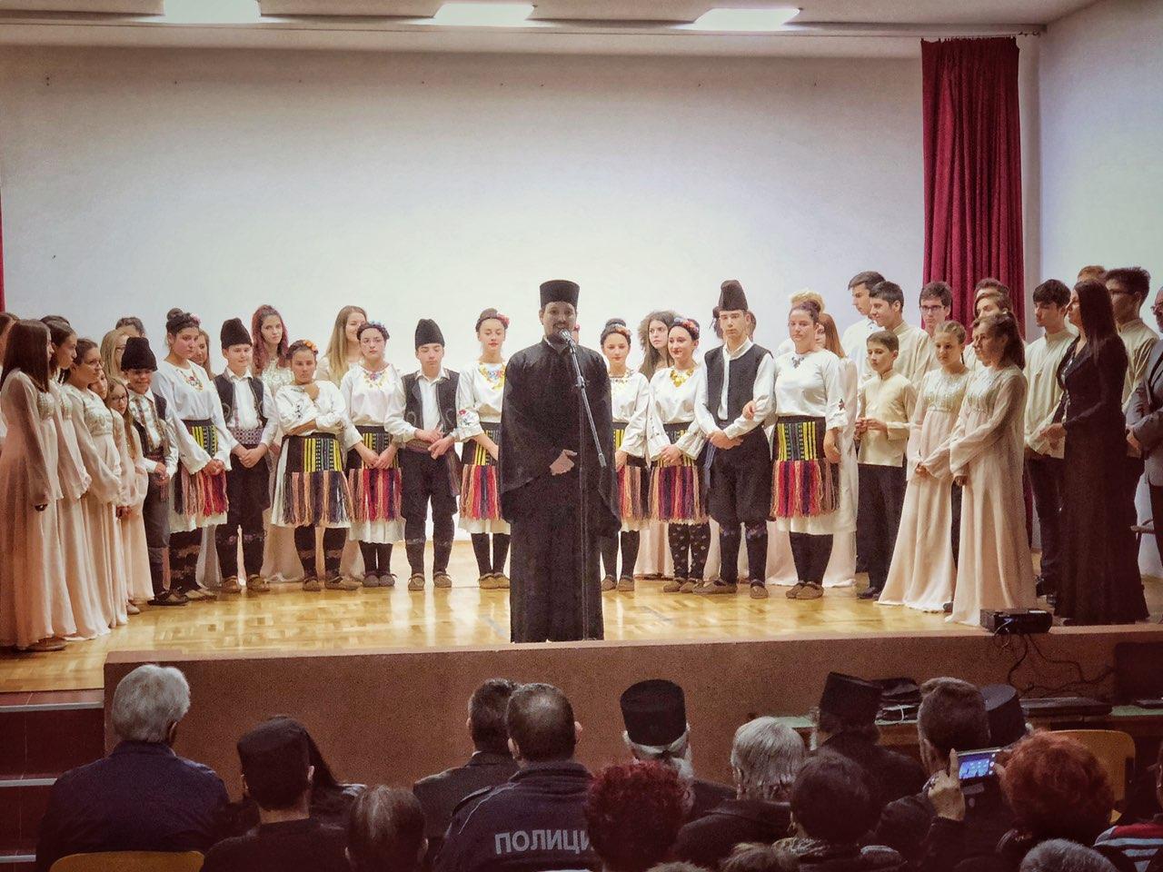 Sveštenik Nikola Miljković, foto: M. Miladinović