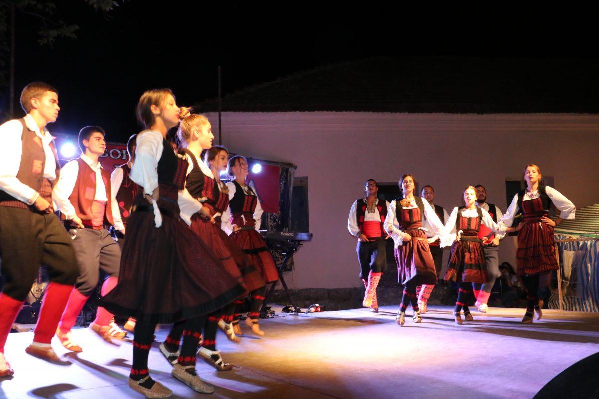 KUD ''Beloinje'', nastup na petoj ''Janijadi'', foto: M. Miladinović