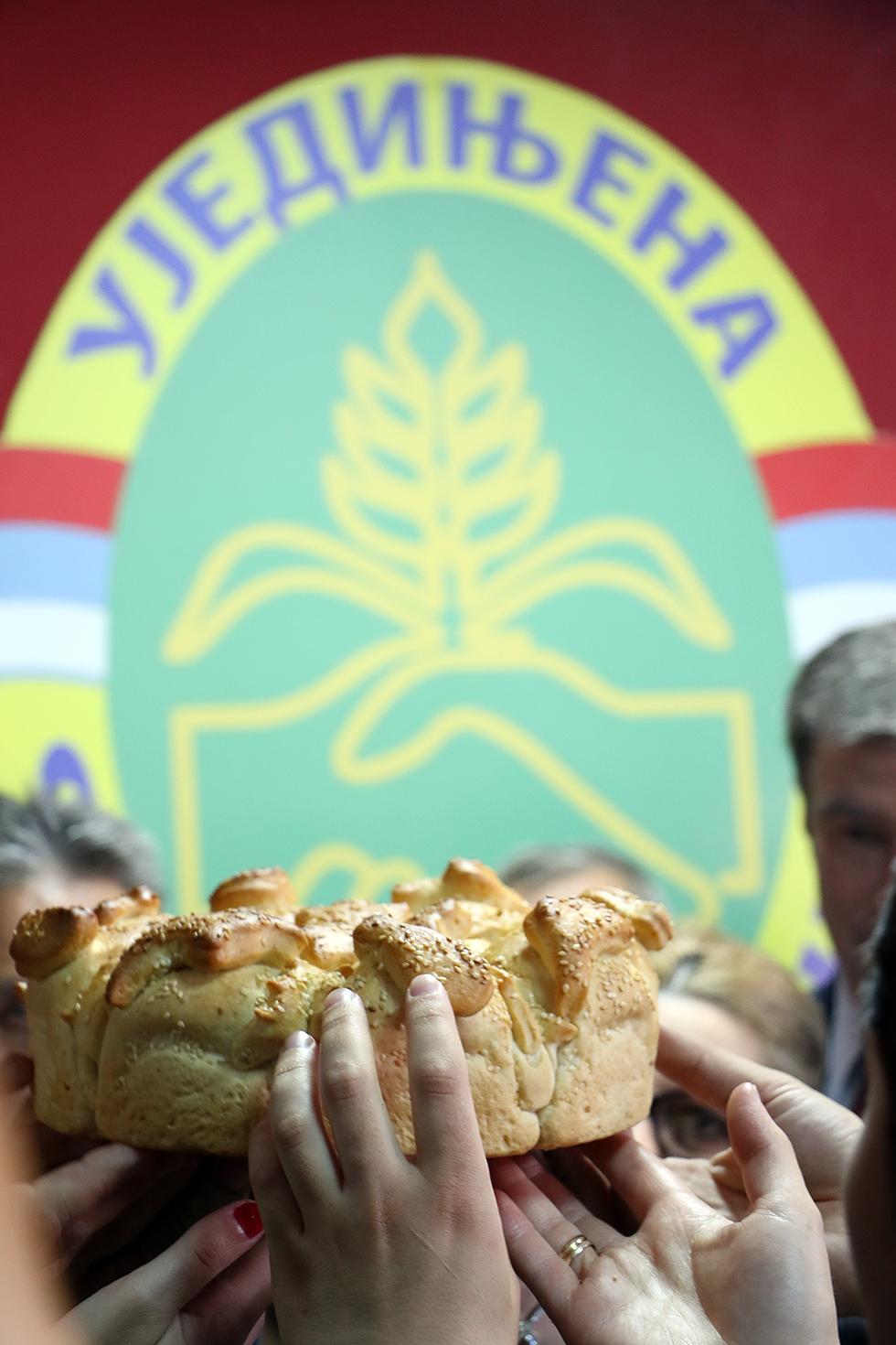 Ujedinjena seljačka stranka sutra obeležava Markovdan – stranačka slava