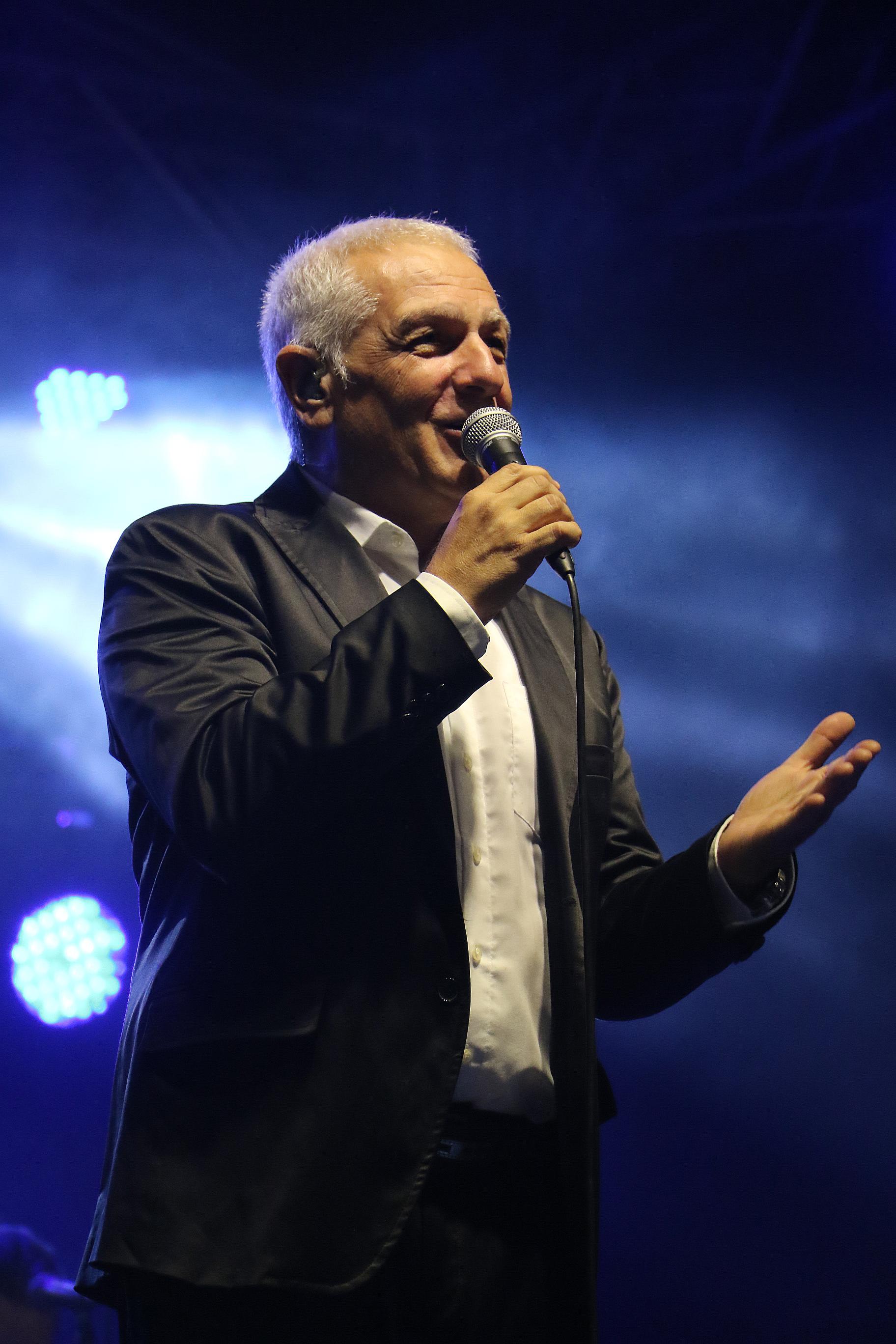 Željko Samardžić održao koncert u Svrljigu