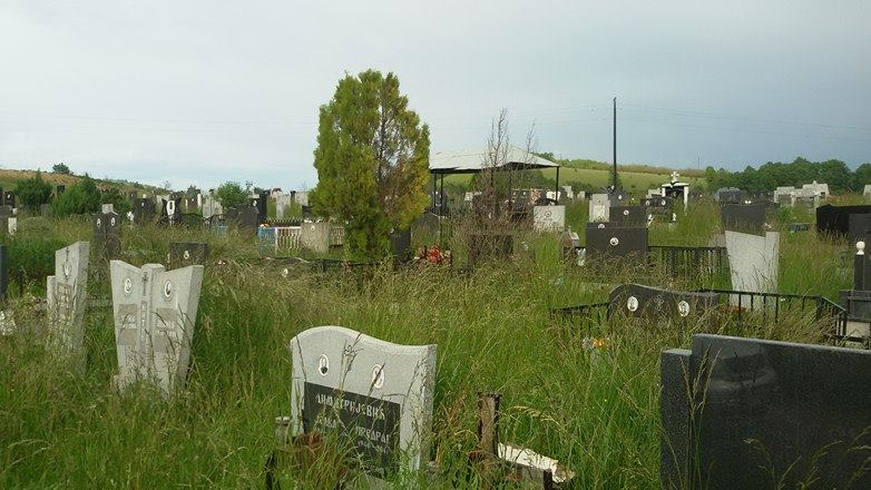 Zapušteno svrljiško groblje