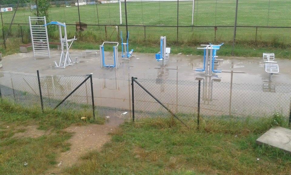 Ponovo potopljen fitnes centar! Ko je odgovoran?