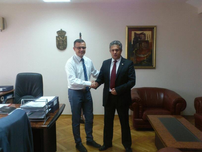 Miletić i Nedimović o aktivnostima u poljoprivredi