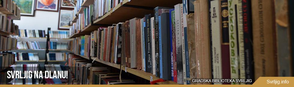 82 godine od osnivanja Gradske knjižnice 1