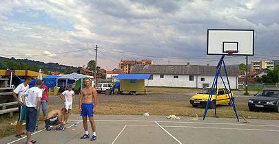 Počeo turnir u basketu