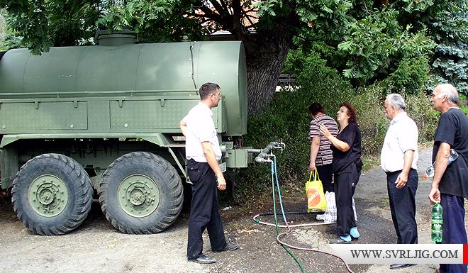 Cisterna vode