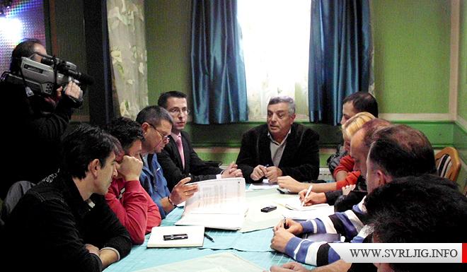 DS sa predstavnicima Ministarstva i clanovima udruz.