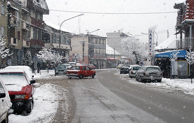 Izmereno minus 26 stepeni u Svrljig