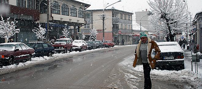 Izmerena najniža temperatura u ovoj godini