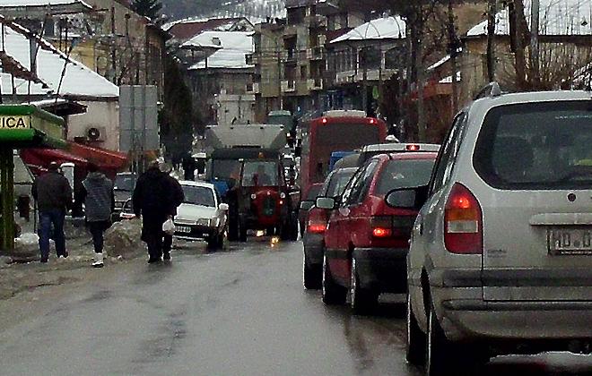 kolaps u saobracaju