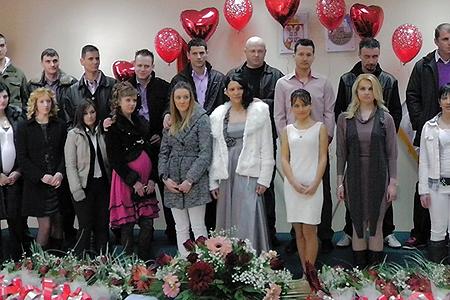Sve više brakova i beba u Svrljigu