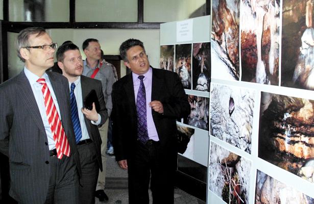 Ambasador Norveške u poseti Svrljigu