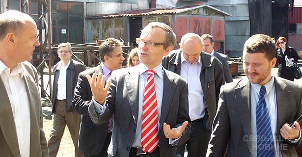 Ambasador Norveške u poseti Svrljigu 3