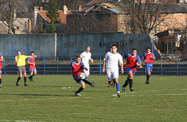 Srpska liga istok poluvreme