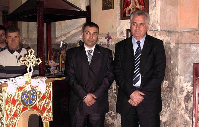 Arhivska fotografija, Jeremijić i Nikolić