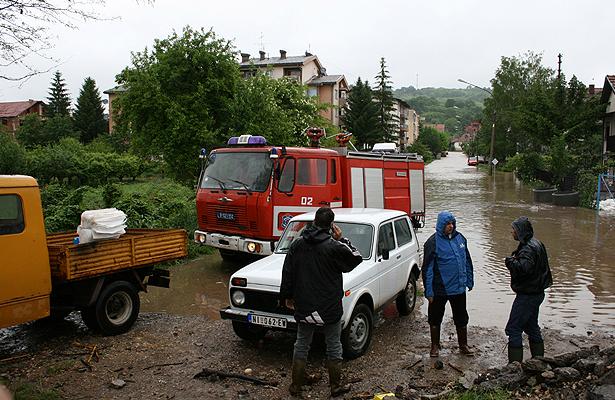Poplava u Svrljiguu