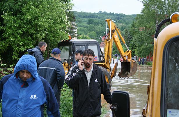 Poplave u Svrljigu