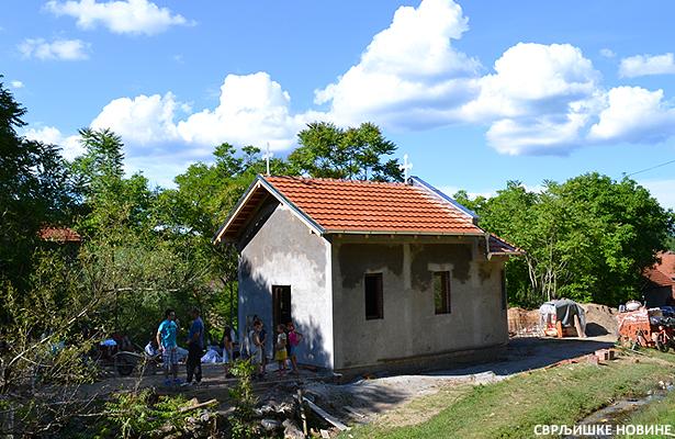 Obnovili crkvu iz temelja