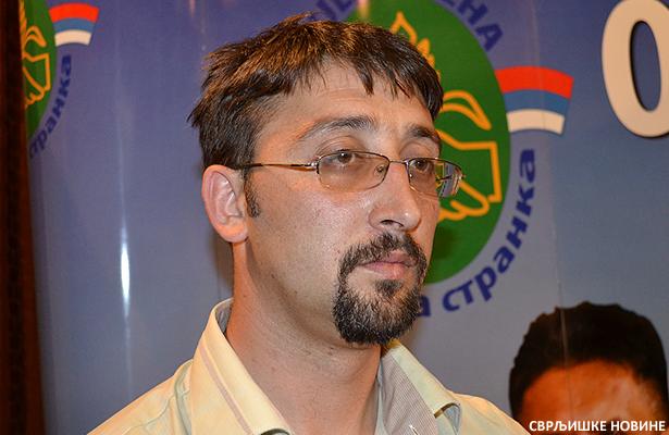 Igor Davidovic aktuelni predsednik OO USS