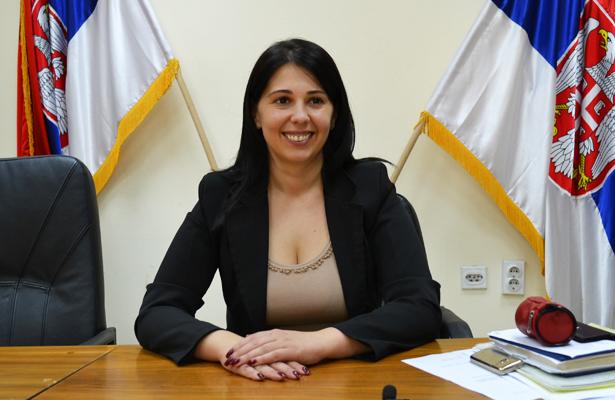 Jelena Trifunovic predsednik SO Svrljig