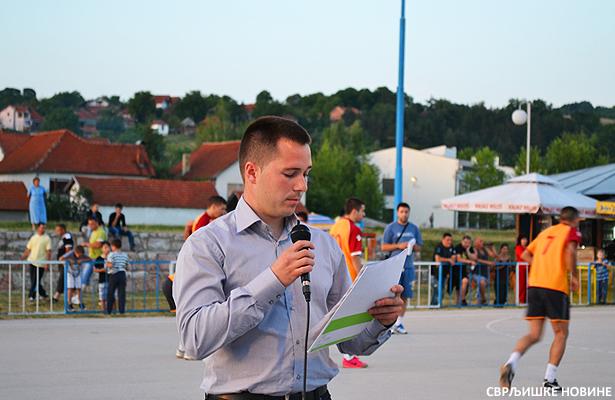Milan Milutinovic direktor turnira