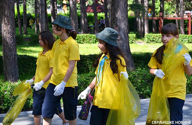 U akciji ''Očistimo Srbiju'' učestvovalao oko 1000 Svrljižana