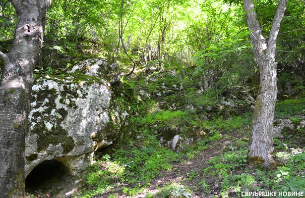Pecina selo Beloinje