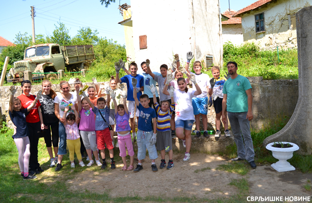 Selo Prekonoga Ocistimo Srbiju