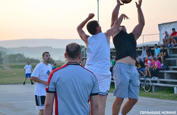 Počeo turnir u basketu, učestvuje 26 ekipa