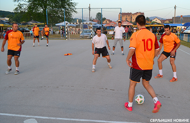 Turnir u malom fudbalu u selu Prekonoga