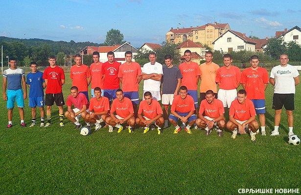 FK Svrljig Fotografisano u petak 13