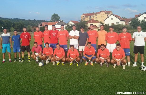 FK Svrljig 2012