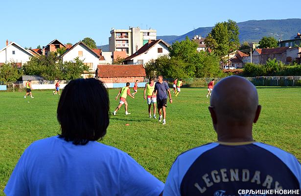 FK Svrljig: Šansa mladim fudbalerima