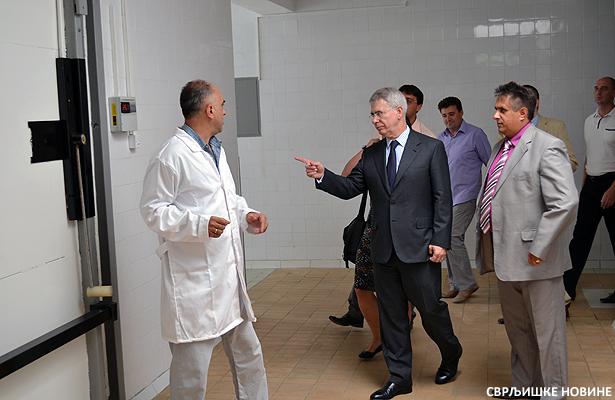 Holandski Ambasador posetio Svrljig