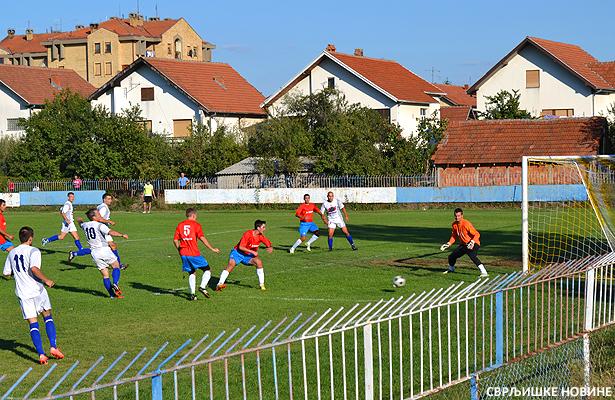 Prva pobeda svrljiških fudbalera 1