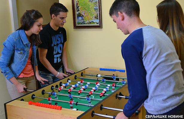 Otvoren omladinski klub u Svrljigu