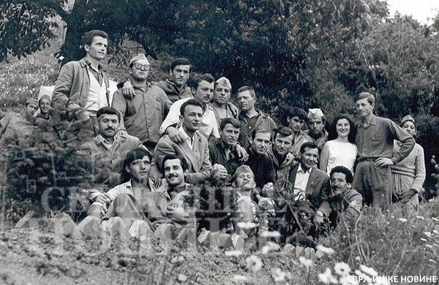 Radna akcija 1961