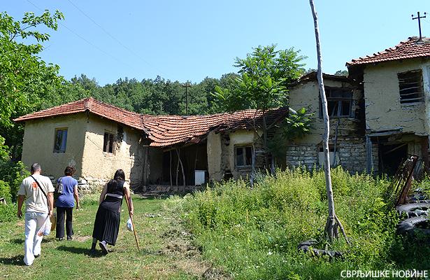Zorica dobija kuću