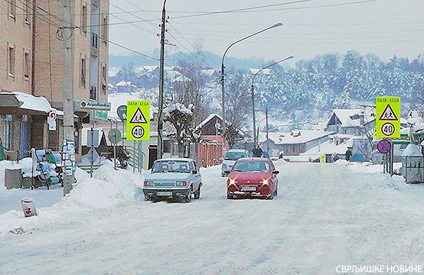 Zima počinje u petak 21.decembra