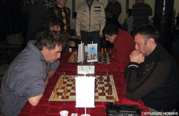 Svrljižanin među najboljim šahistima Srbije