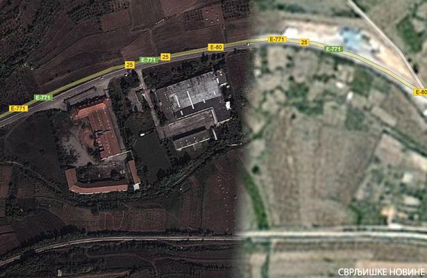 """Svrljiška sela u """"Google maps"""""""
