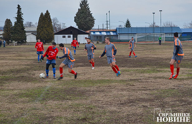 Fudbaleri dominirali u Aleksincu