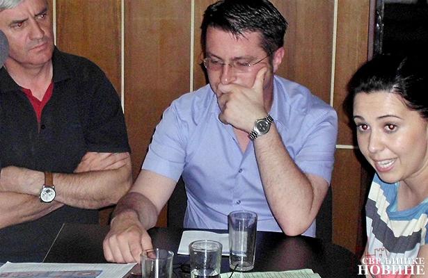 Smenjen Dejan Miletić
