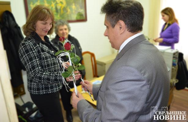 Predsednikove osmomartovske čestitke