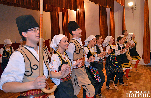 Tradicionalni osmomartovski koncert