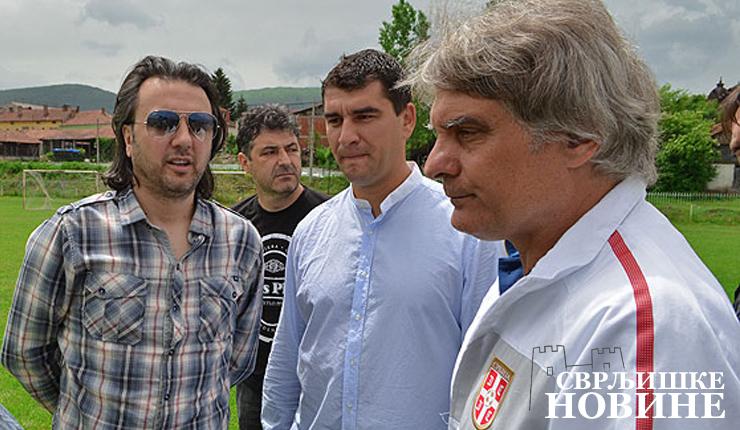 Dule Savić posetio Svrljig