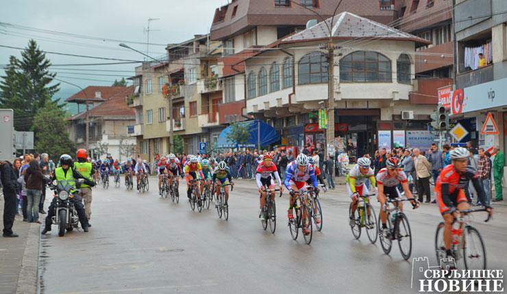 Prošla biciklistička trka kroz Svrljig