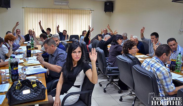 Održana osma sednica skupštine Opštine