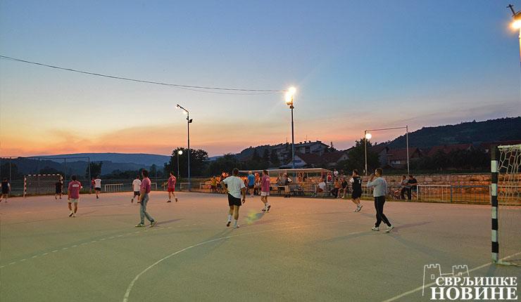 U Svrljigu počele Radničke sportske igre