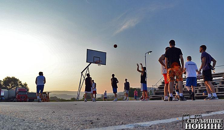 ''Mini basket'' festival u Svrljigu 1
